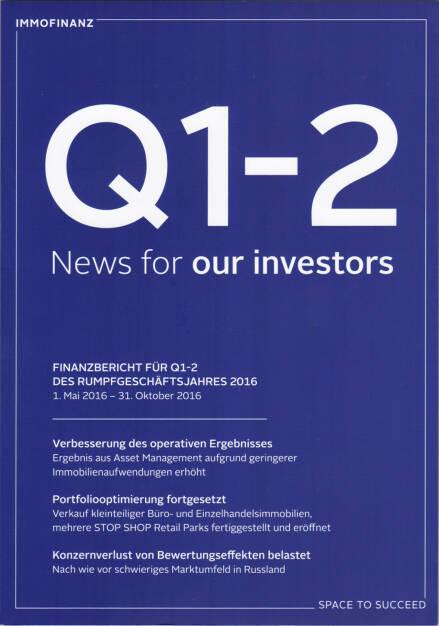 Immofinanz Finanzbericht Q1-2 2016 - http://boerse-social.com/financebooks/show/immofinanz_finanzbericht_q1-2_2016 (02.03.2017)