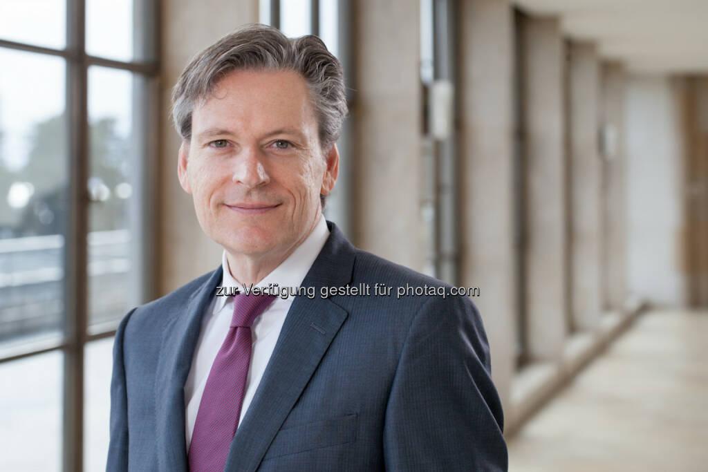 Jörg Arnold wird per 1. Juli 2017 neuer CEO Deutschland und Mitglied der Konzernleitung der Swiss Life-Gruppe. Er löst Markus Leibundgut ab, der auf 1. April 2017 zum CEO Swiss Life Schweiz ernannt worden ist. (Fotocredit: Swiss Life Deutschland), © Aussender (03.03.2017)
