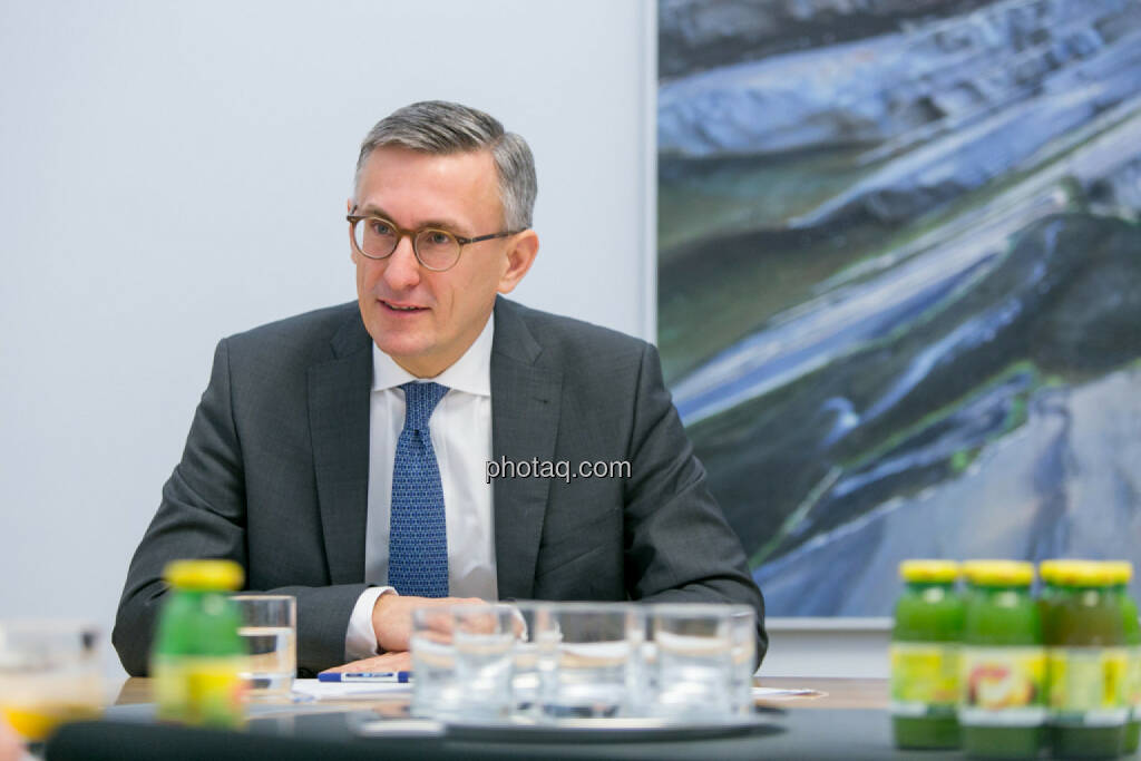 Robert Ottel (voestalpine, Aktienforum), © Martina Draper/photaq (03.03.2017)