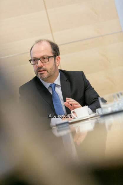 Paul Severin (Erste Asset Management, ÖVFA), © Martina Draper/photaq (03.03.2017)