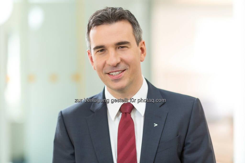 Michael Zettel, Country Managing Director Accenture Östereich - Accenture GmbH: Accenture-Studie zum Weltfrauentag (Fotocredit: Accenture), © Aussender (07.03.2017)