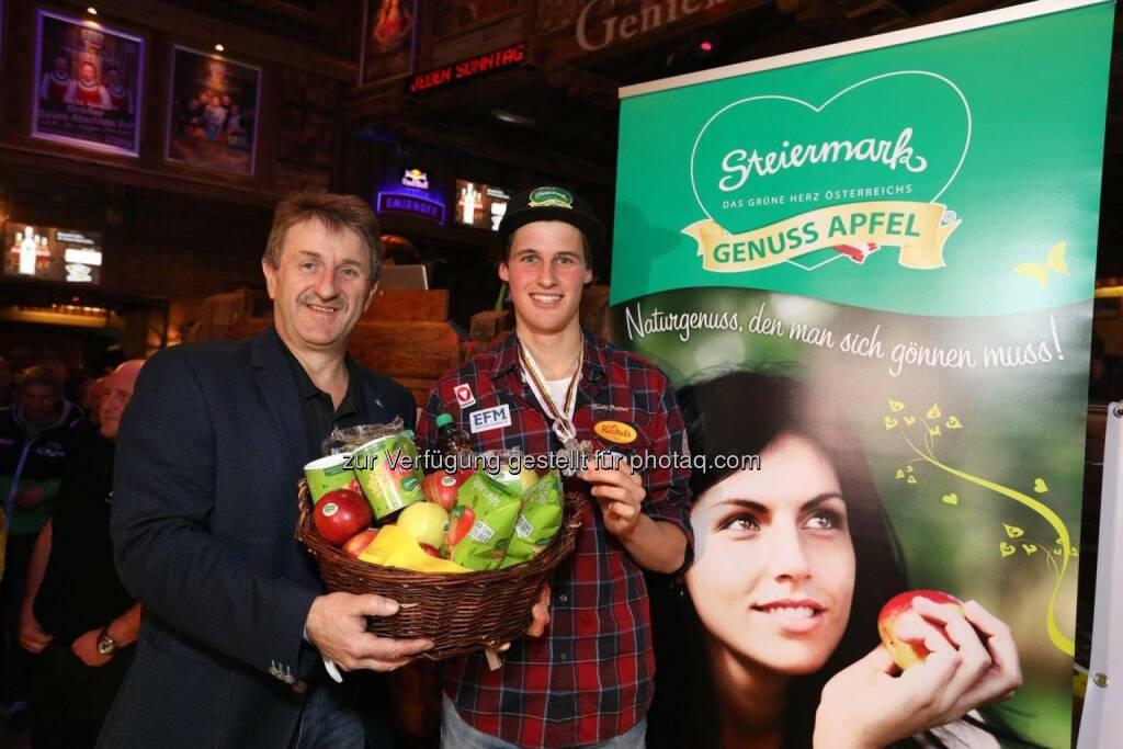 Manfred Hohensinner (Frutura), Paul Gerstgraser (07.03.2017)