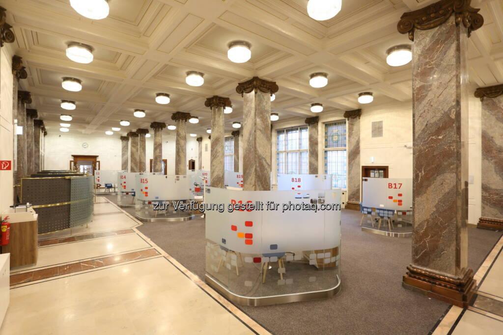 Bank Austria eröffnet neue Flagshipfiliale für die Steiermark in Graz (Copyright: Bank Austria / Foto Wolf), © Aussendung (08.03.2017)