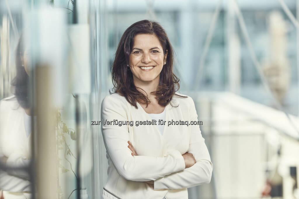 Direktorin Dr. Susanne Baumann-Söllner - Austria Center Vienna: Brustkrebsforschung in Österreich (Fotocredit: IAKW-AG, Andreas Hofer), © Aussender (09.03.2017)