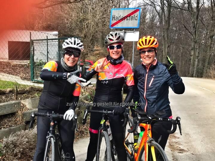 Stefanie Wacht, Martina Draper, Claudia Granit