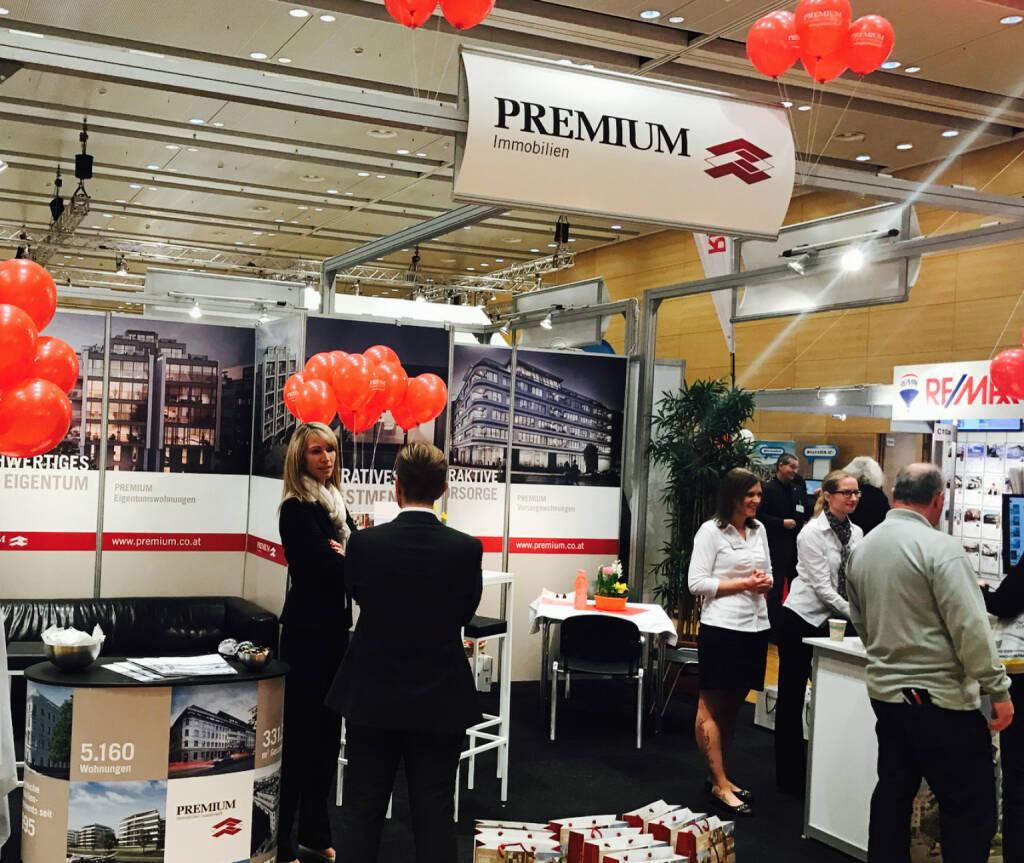 Premium Immobilien auf der Wohnen und Interieur Messe in Wien 2017 (12.03.2017)