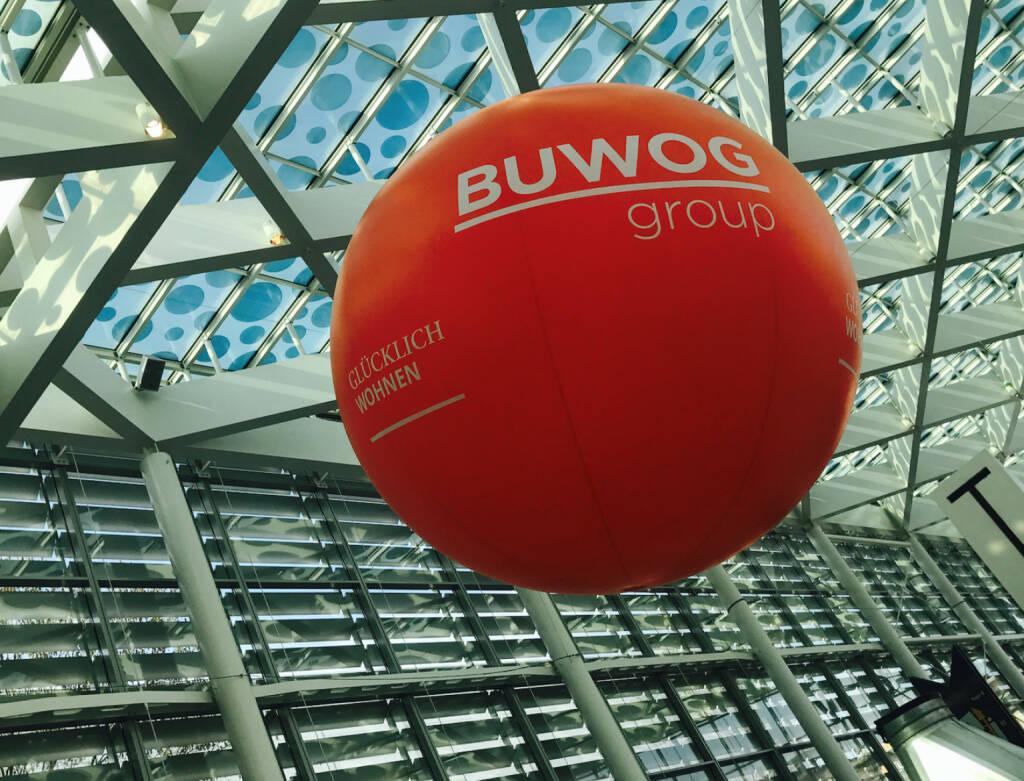 Buwog auf der Wohnen und Interieur Messe in Wien 2017 (12.03.2017)