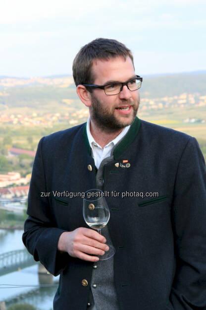 Nikolaus Saahs - Winzer Nikolaihof Wachau - Nikolaihof Wachau: US-Weinbewerter hat Österreichs Top-Weißweine gekürt (Fotocredit: Nikolaihof Wachau), © Aussender (14.03.2017)
