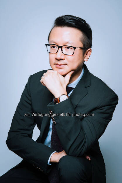 Oscar Jiang Jing ist der neue Geschäftsführer bei PTV China in Shanghai - PTV Group: PTV Group in China im Aufwind (Fotocredit: obs/PTV Group), © Aussender (16.03.2017)