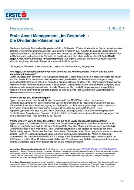 "Erste Asset Management ""Im Gespräch"": Die Dividenden-Saison naht, Seite 1/2, komplettes Dokument unter http://boerse-social.com/static/uploads/file_2164_erste_asset_management_im_gesprach_die_dividenden-saison_naht.pdf (16.03.2017)"