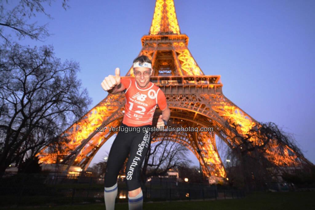 Rolf Majcen, Eiffelturm, Paris, Frankreich (17.03.2017)