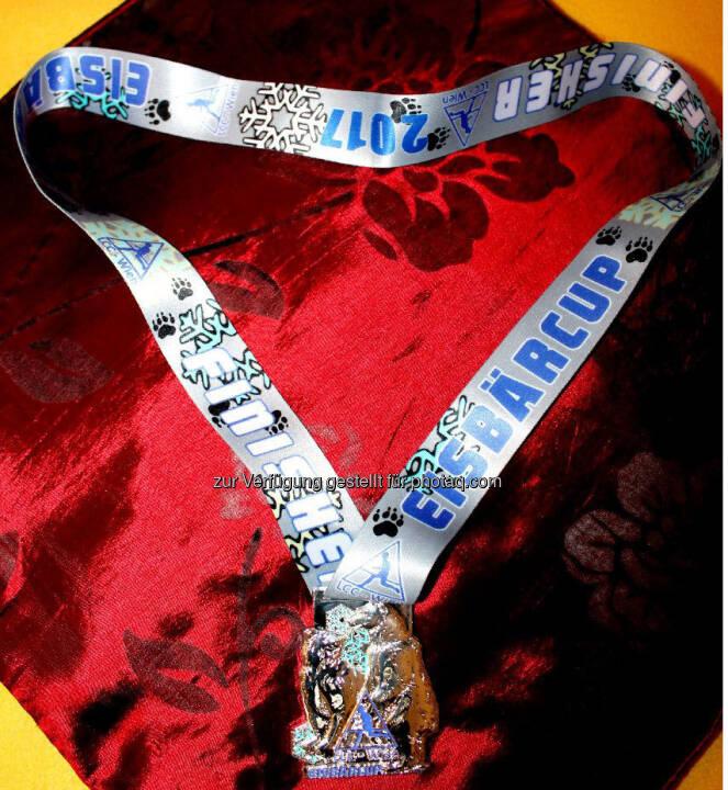 Medaille, Eisbärcup