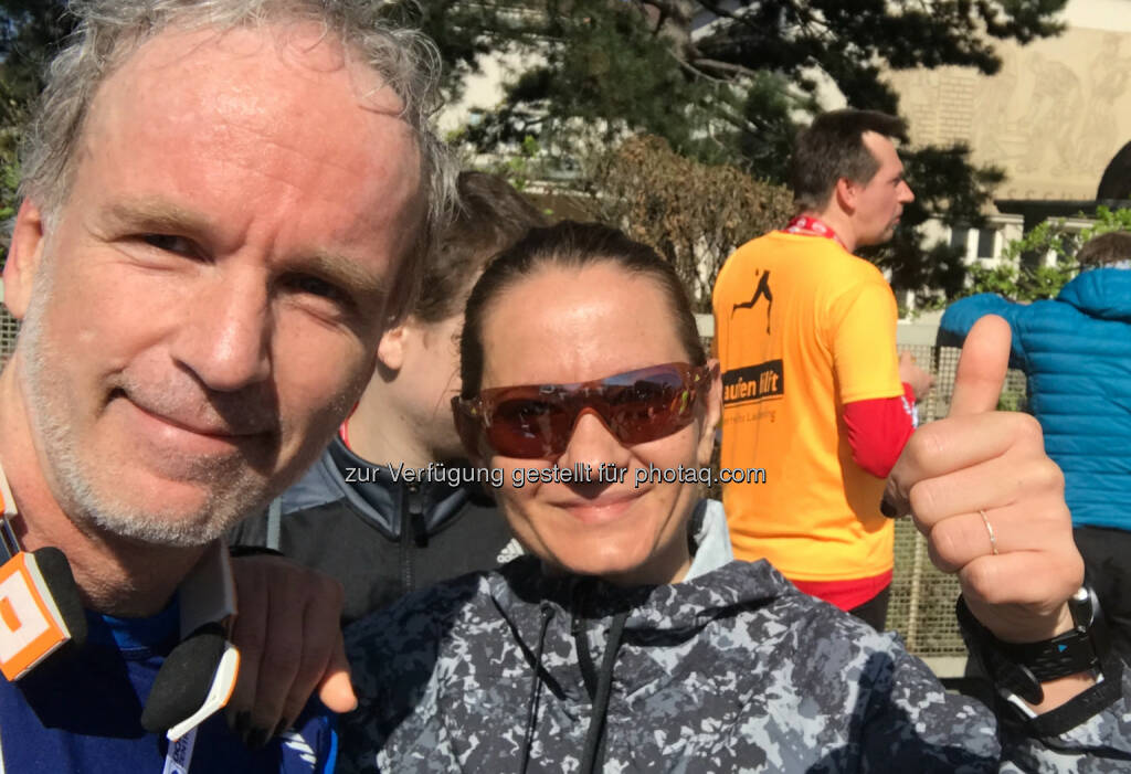 Christian Drastil, Diana Berisa-Klusoczki (26.03.2017)
