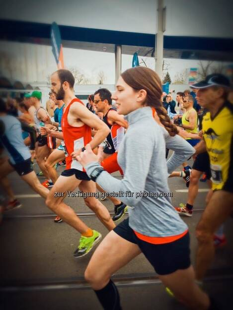 Melanie Raidl Running Tristyle, © Melanie Raidl (26.03.2017)
