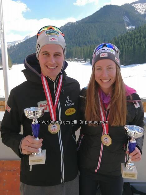 Paul Gerstgraser, Teresa Stadlober