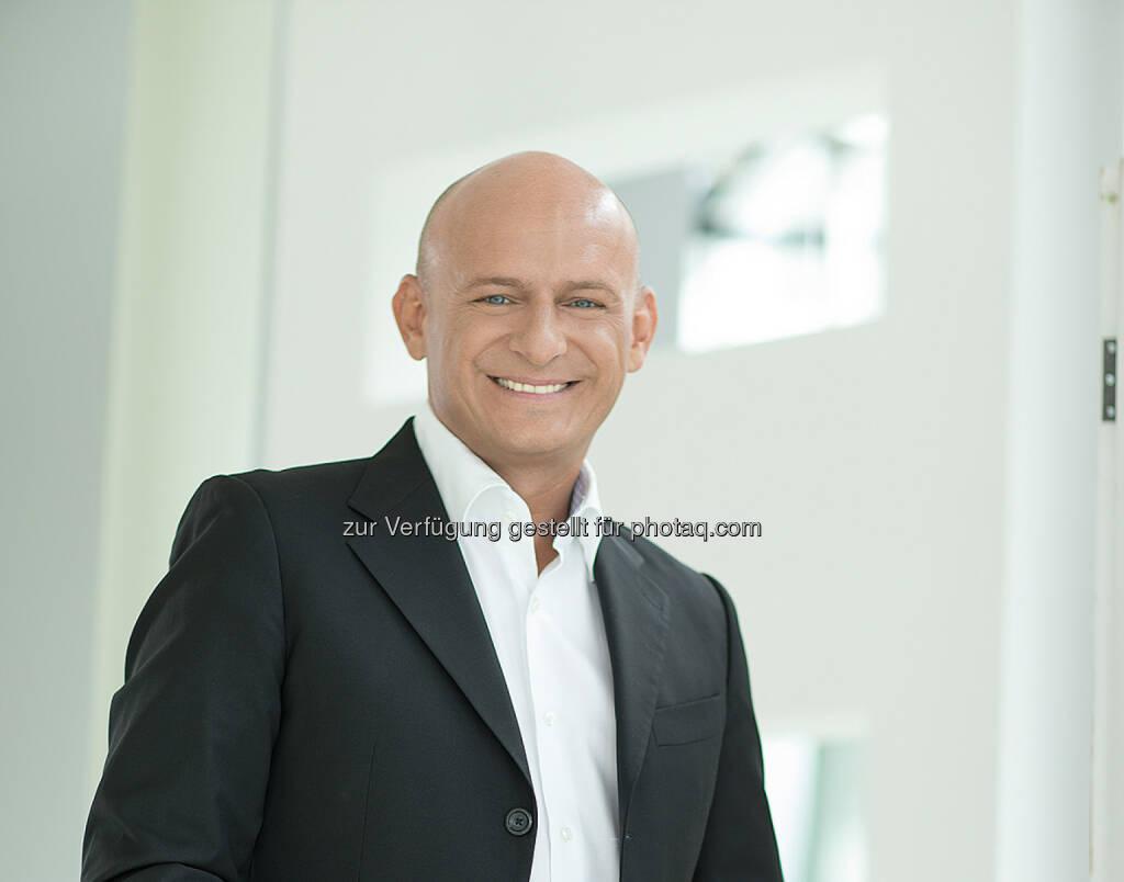 Lyoness Eigentümer Hubert Freidl holt die Lyoness International AG nach Graz - Lyoness Europe AG: Lyoness holt internationales Geschäft nach Österreich (Fotocredit: Lyoness), © Aussender (28.03.2017)