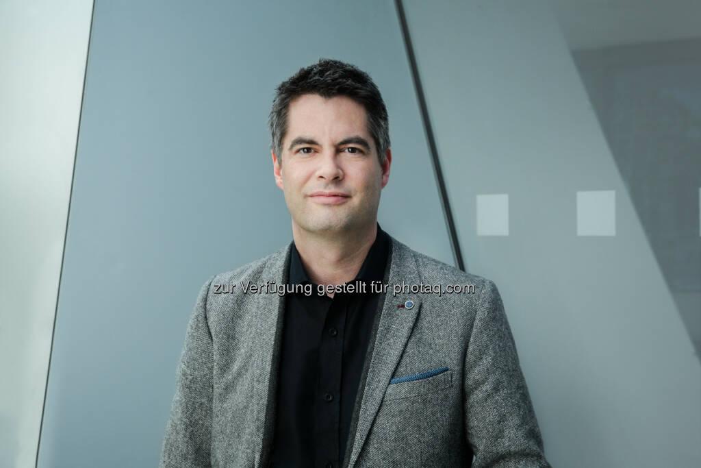 Gero Niemeyer, 43, wird mit 1. April 2017 die Aufgabe des Geschäftsführers Finanzen (CFO) im Vorstand von T-Mobile Austria übernehmen - T-Mobile: Gero Niemeyer neuer CFO von T-Mobile (Fotograf: Marlena König / Fotocredit: T-Mobile), © Aussender (30.03.2017)
