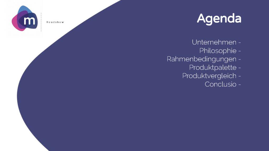 Präsentation moomoc - Agenda (30.03.2017)