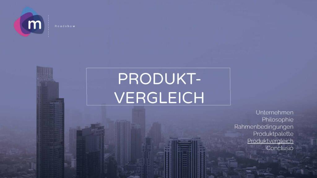 Präsentation moomoc - Produktvergleich (30.03.2017)