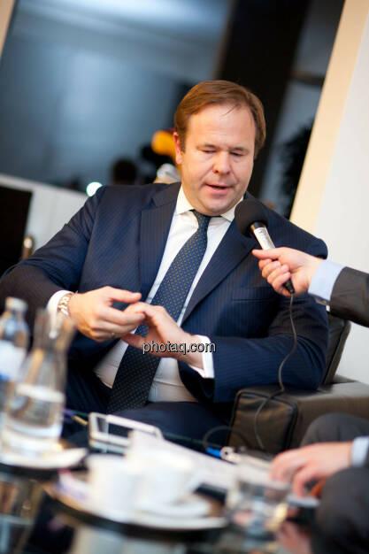 Klaus Umek (Petrus Advisers), © Michaela Mejta/photaq.com (03.04.2017)