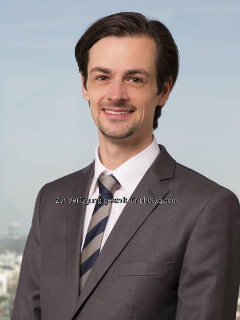 Jens Böhnlein ist Leiter des neu geschaffenen Bereichs Office Solutions & Design bei CA Immo - CA Immobilien Anlagen AG: CA Immo baut Asset Management aus (otograf: Markus Diekow, Frankfurt / Fotocredit: CA Immo), © Aussender (05.04.2017)