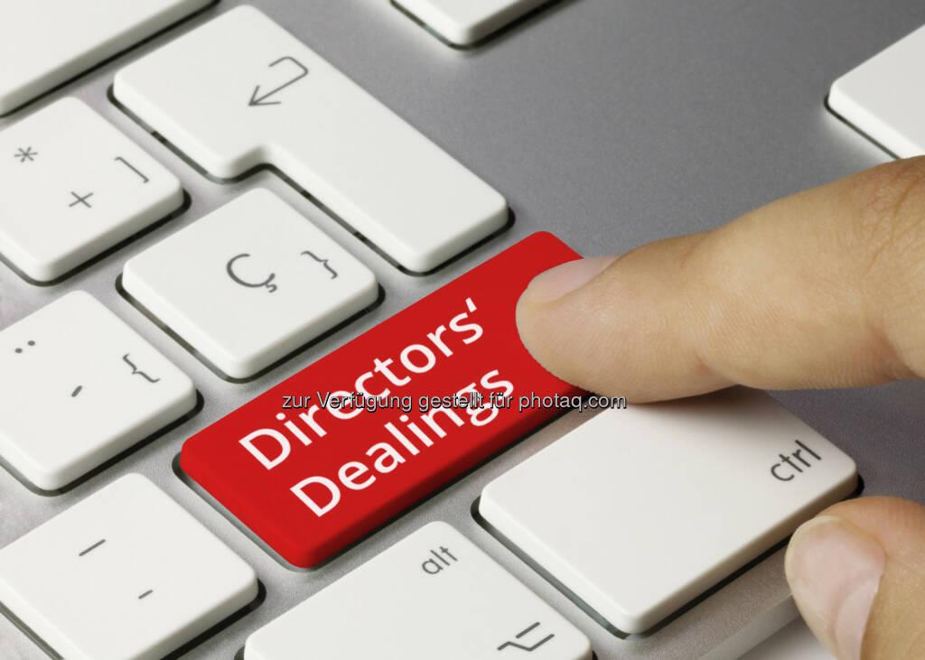 Directors Dealings auf der wienerborse.at (06.04.2017)