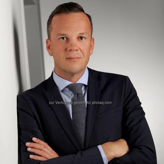 Markus Kosche, 39, wird mit 1. Mai Vertriebsleiter Privatkunden, Geschäftskunden und Freie Berufe der UniCredit Bank Austria. (Fotocredit: UniCredit Bank Austria AG), © Aussender (12.04.2017)
