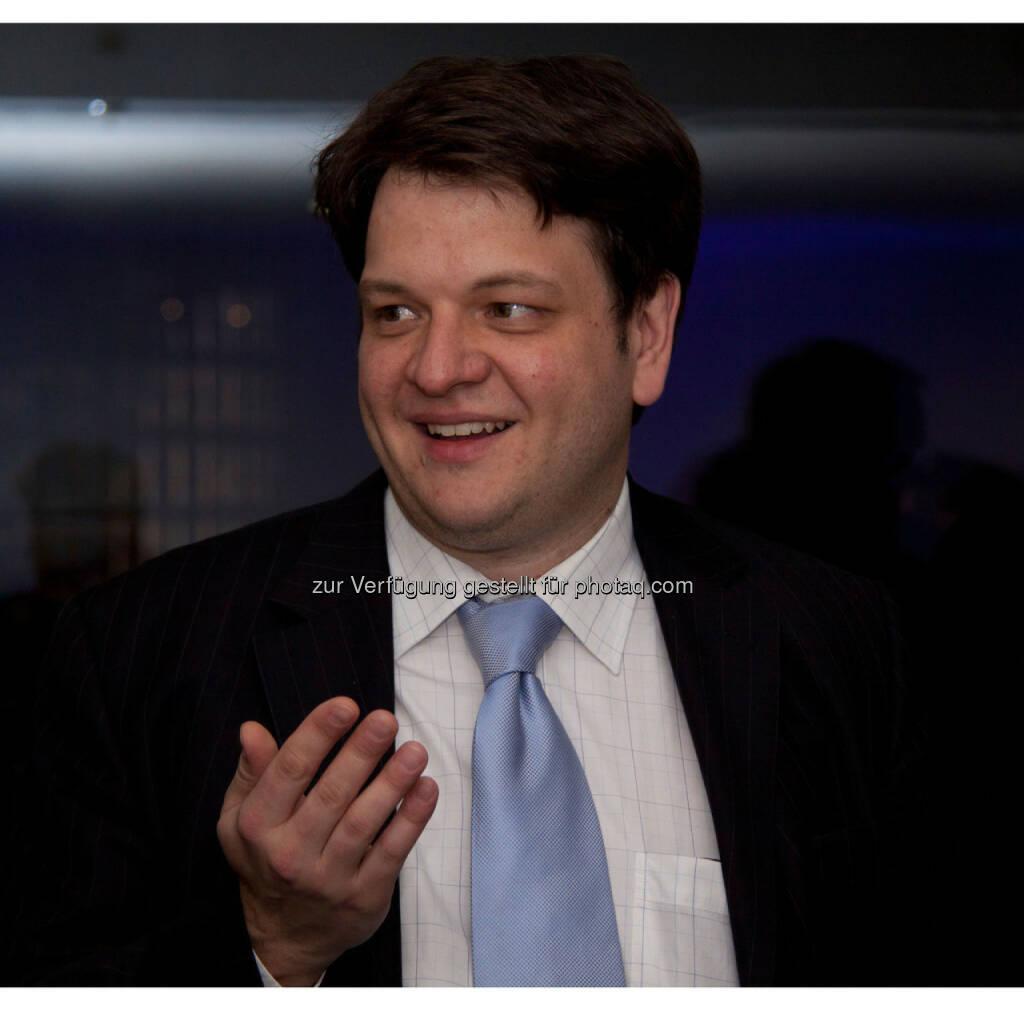 Mag. Franz-Nikolaus Hörmann (41) übernimmt ab 15.04.2017 den Vorstandvorsitz in der s Wohnbaubank AG. (Fotocredit: fotodienst/Sarah-Maria Kölbl), © Aussender (12.04.2017)