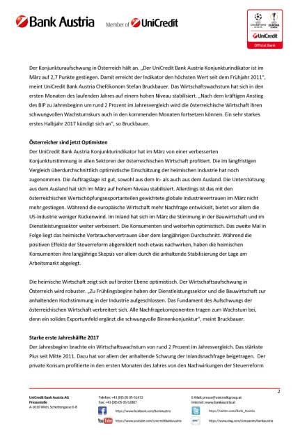 Anhaltender Aufschwung sorgt für Entspannung am österreichischen Arbeitsmarkt , Seite 2/6, komplettes Dokument unter http://boerse-social.com/static/uploads/file_2210_anhaltender_aufschwung_sorgt_fur_entspannung_am_osterreichischen_arbeitsmarkt.pdf (14.04.2017)