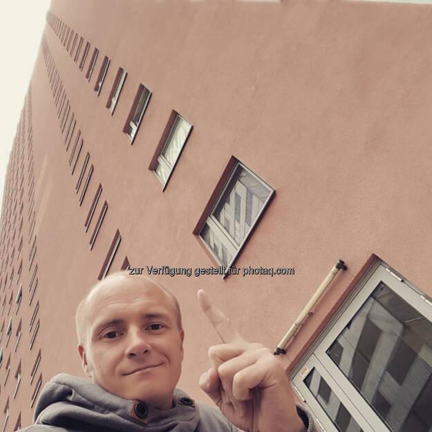 Markus Steinacher, hinauf, Stockwerke, hoch hinaus (17.04.2017)