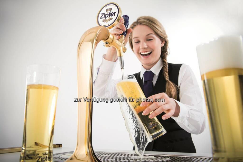Brau Union Österreich AG: Zipfer Zapf Masters 2017: Wer zapft Österreichs bestes Bier? (Bild: Brau Union Österreich), © Aussendung (18.04.2017)