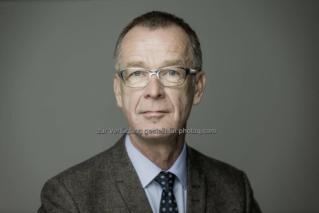 Peter Maas, Titularprofessor und Vizedirektor I.VW Institut für Versicherungswirtschaft an der UNI HSG wird neues Mitglied im Verwaltungsrat der Schweizer FinanceApp AG  - FinanceApp AG: wefox ernennt neues Verwaltungsratsmitglied (Bild: Daniel Ammann), © Aussender (18.04.2017)