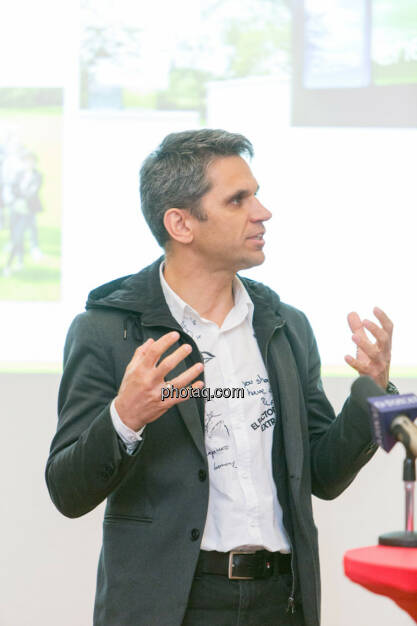 Michael Altrichter (Investor), © Martina Draper/photaq (20.04.2017)