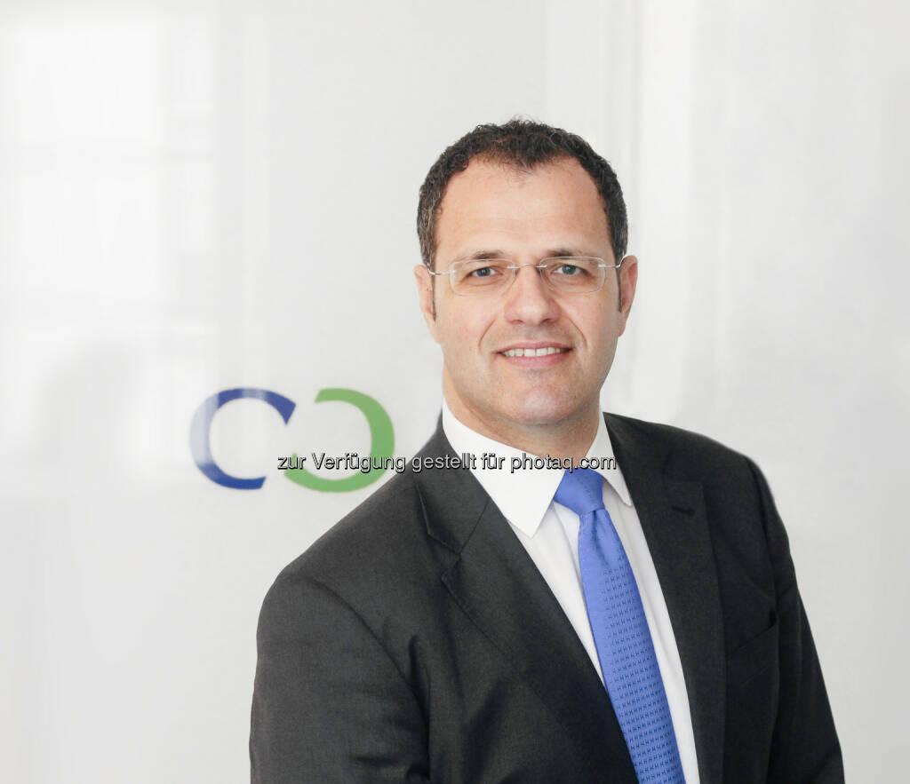 Dr. Michael Tawrowsky, Country Manager Coface Austria - Coface: Frexit: Gefahr für österreichische Wirtschaft? (Fotograf: Bianca Gadnik / Fotocredit: Coface), © Aussender (20.04.2017)