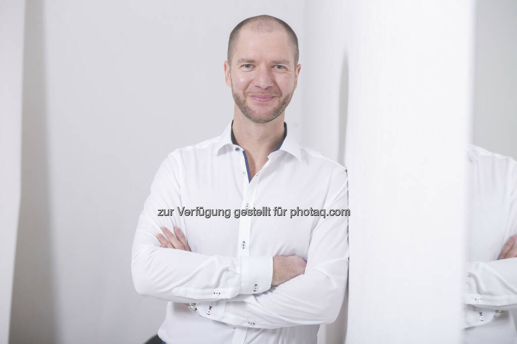 Marcus Zinn, Director Sales & Business Development, EPAMEDIA - EPAMEDIA: EPAMEDIA baut Sales & Client Service aus - Marcus Zinn ist Director Sales & Business Development (Fotocredit: Bubu Dujmic), © Aussender (25.04.2017)