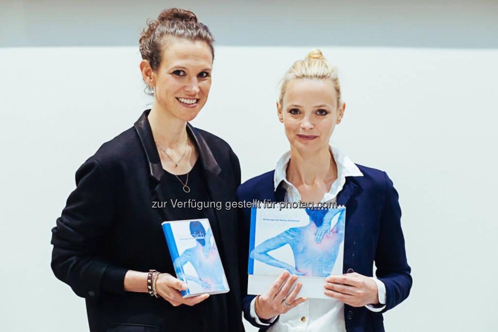Dr. Kapral und Anita Grassl - Novartis Austria GmbH: Vom Rockstar-Leben bis zu den kleinen Freuden des Alltags (Fotocredit: Stefanie Freynschlag), © Aussender (28.04.2017)