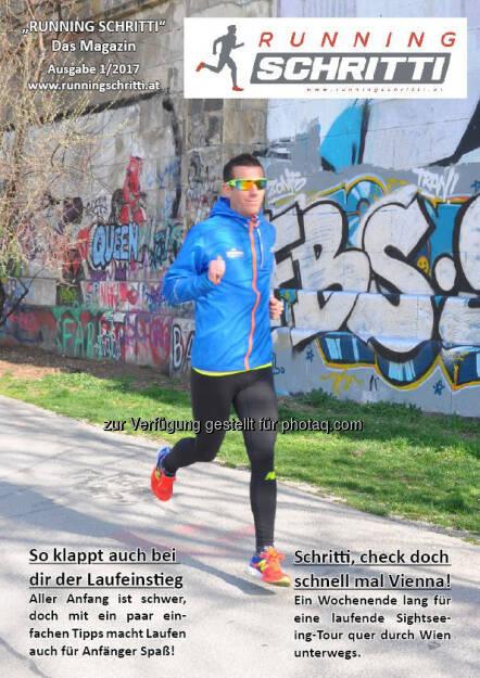 Running Schritti Magazin (09.05.2017)