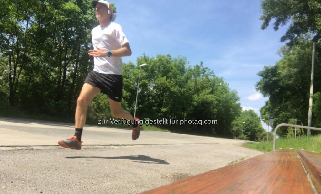 Im Runplugged Laufstark Shirt (16.05.2017)