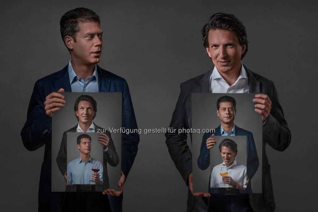 Die Geschäftsführer Franz del Fabro und Gerfried Kusatz machen sich gemeinsam für ihre Kunden stark. - Del Fabro GmbH: Del Fabro und Kolarik & Leeb fusionieren (Fotograf: Wolfgang Bohusch / Fotocredit: Del Fabro), © Aussendung (19.05.2017)