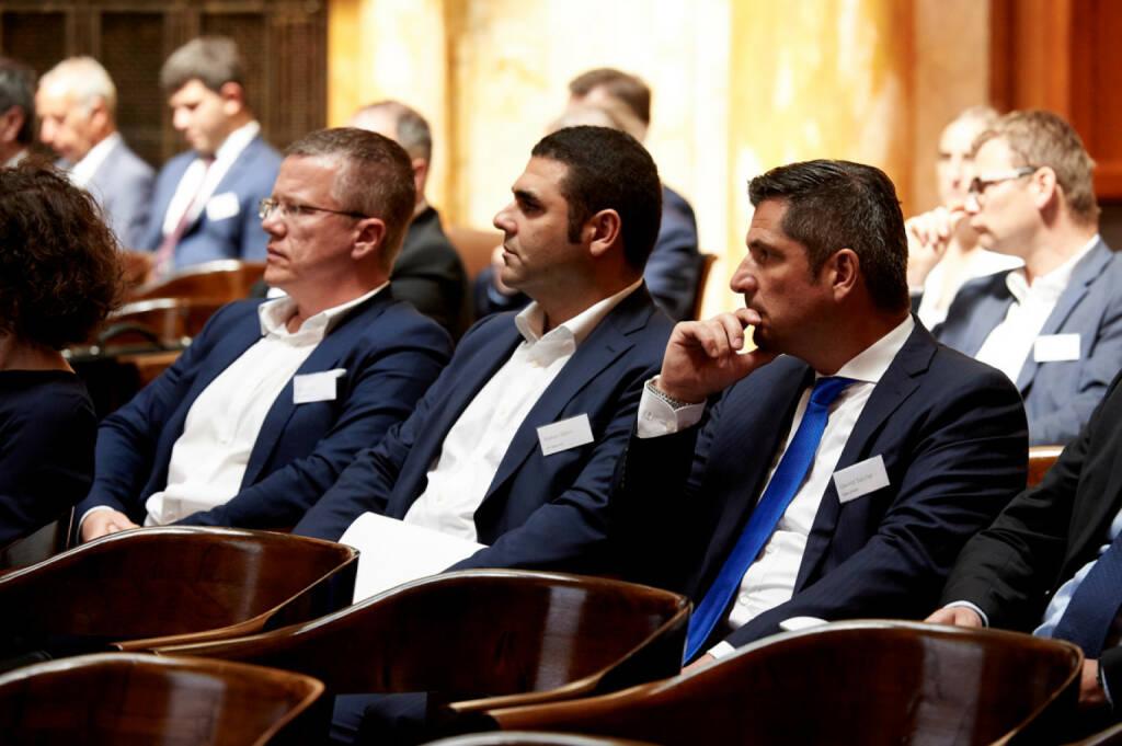 Oswald Salcher (flatex.at, rechts), © Zertifikate Forum Austria (19.05.2017)