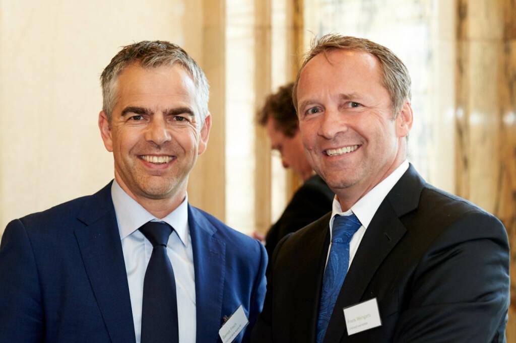Frank Weingarts (UniCredit onemarkets) - (Fotocredit: Zertifikate Forum Austria), © Zertifikate Forum Austria (19.05.2017)