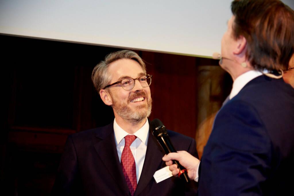 Heiko Geiger (Vontobel), Lars Brandau (DDV) - Zertifikate Award Austria 2017 (Fotocredit: Zertifikate Forum Austria), © Zertifikate Forum Austria (19.05.2017)