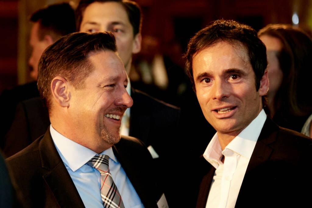 Robert Abend (BörseGo, rechts) - (Fotocredit: Zertifikate Forum Austria), © Zertifikate Forum Austria (19.05.2017)