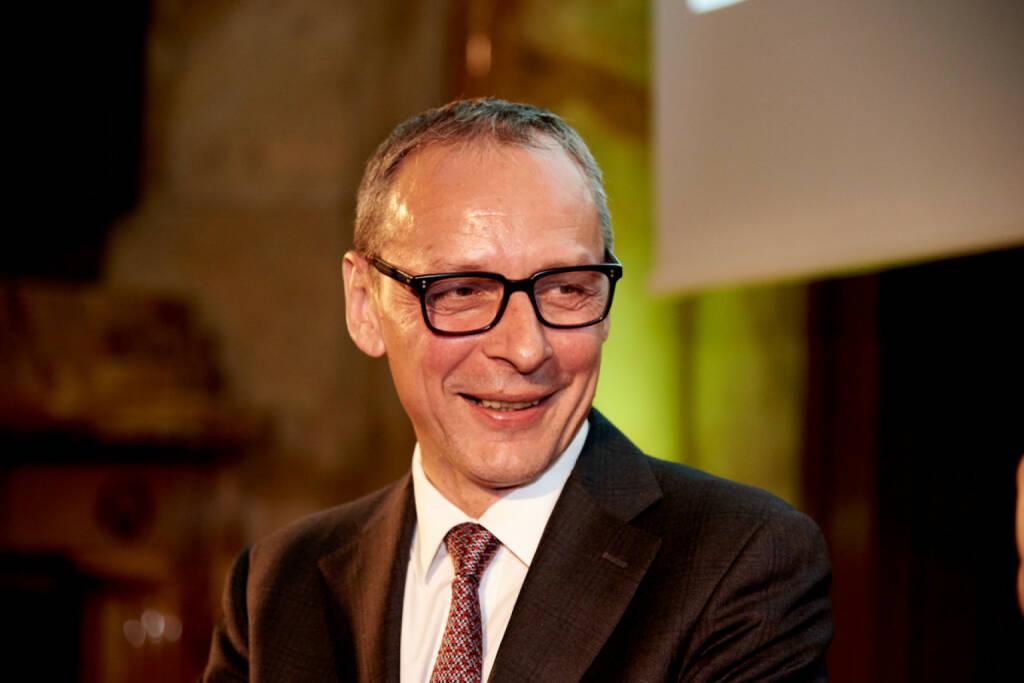 Wilhelm Celeda (Raiffeisen Centrobank) - Zertifikate Award Austria 2017 (Fotocredit: Zertifikate Forum Austria), © Zertifikate Forum Austria (19.05.2017)
