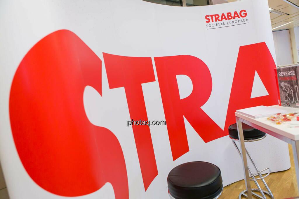 Strabag Stand, Börsentag Wien, 20.5.2017, © Martina Draper photaq.com (am Ende der Diashow zusätzlich diverse Handy-Pics) (21.05.2017)