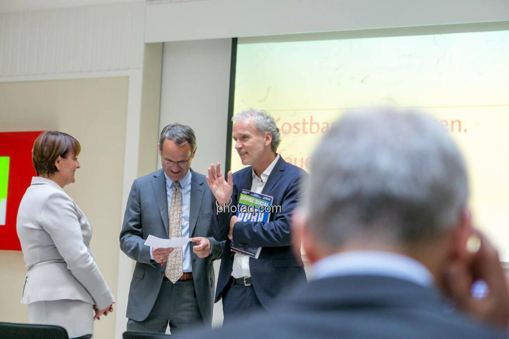 Herta Stockbauer (BKS), Anton Seebacher (BKS), Christian Drastil (BSN), © Martina Draper/photaq (29.05.2017)