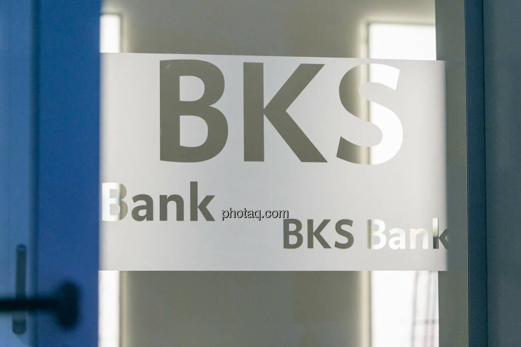 BSK Bank, © Martina Draper/photaq (29.05.2017)