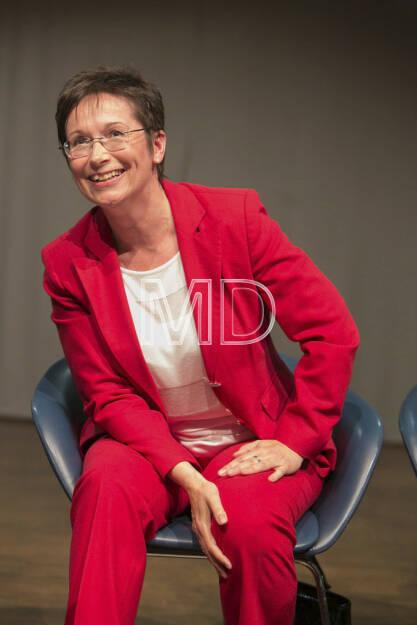 Brigitte Frey, Partner für Assurance, Climate Change and Sustainability Service, Ernst & Young, © Martina Draper (16.05.2013)