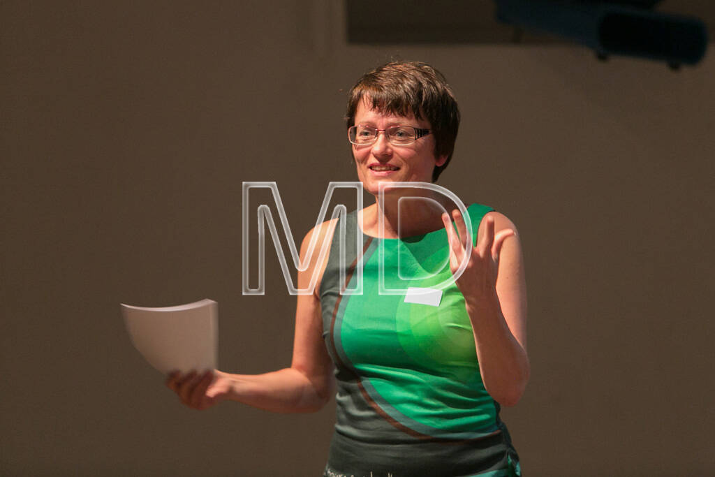 Roswitha Reisinger, GF Lebensart/Businessart und Vorstandsmitglied CSR-Circle, © Martina Draper (16.05.2013)