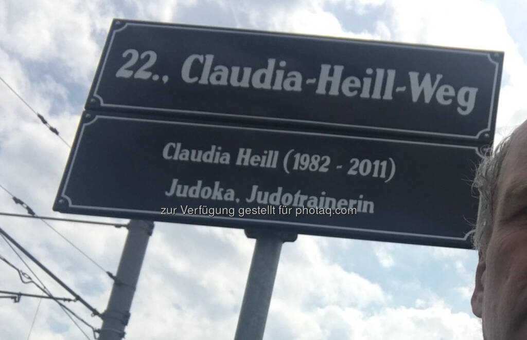 Claudia Heill Weg (04.06.2017)
